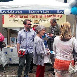 Beim Eppendorfer Landstraßenfest