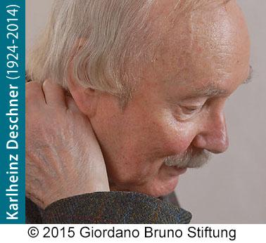 Karlheinz Descher (c) 2015 Giordano Bruno Stiftung